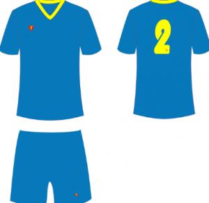 Комплектация футбольной формы. Критерии качества.