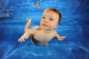 Плавать раньше, чем ходить.