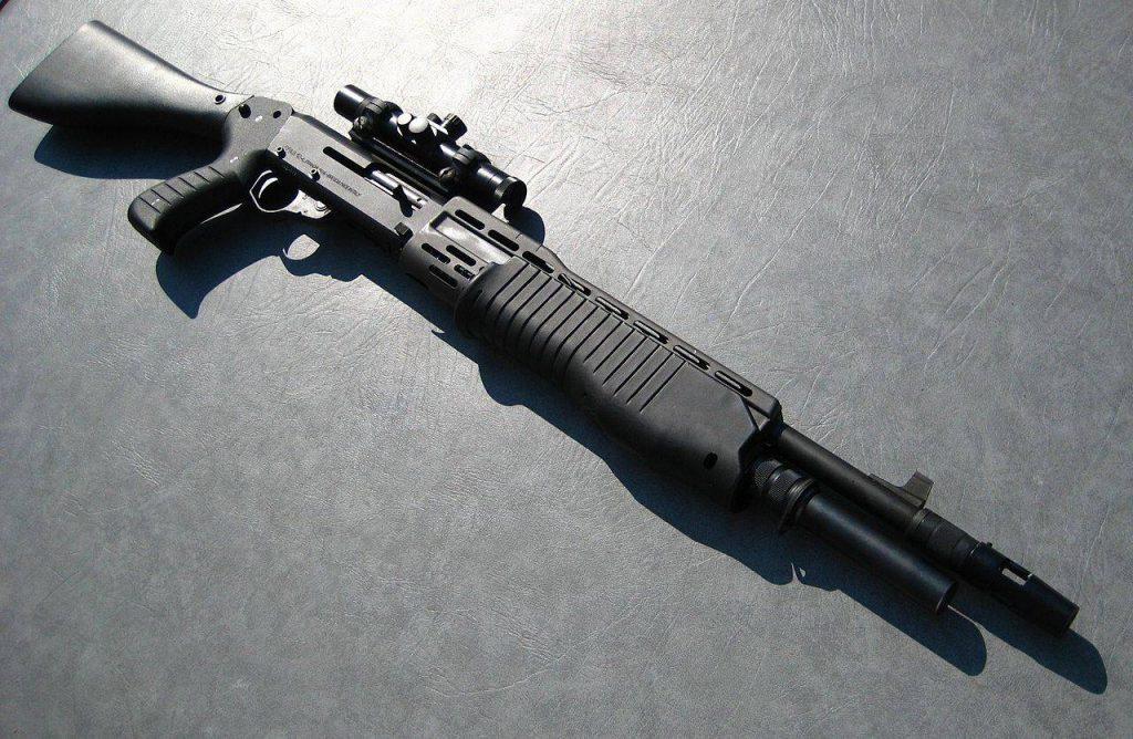 Преимущества нарезного оружия