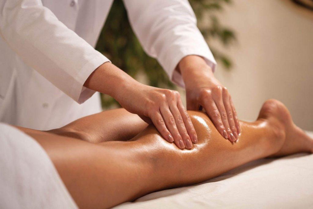 Лимфодренажный и антицеллюлитный массаж — самые популярные процедуры для создания красивого тела